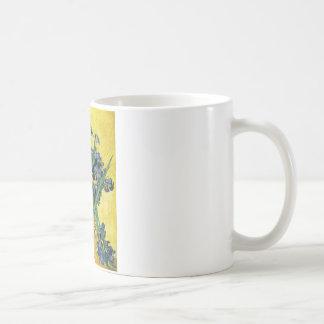 ゴッホのアイリス コーヒーマグカップ