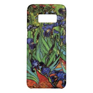ゴッホのアイリス、ヴィンテージの庭のファインアート Case-Mate SAMSUNG GALAXY S8ケース
