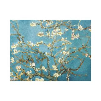 ゴッホのアーモンドの花のキャンバス キャンバスプリント