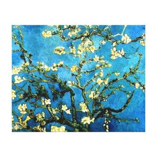 ゴッホのキャンバスプリントによるアーモンドの花 キャンバスプリント
