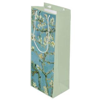 ゴッホのファインアートによるアーモンドの花 ワインギフトバッグ