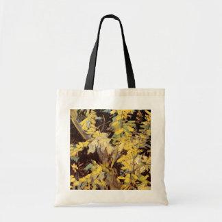ゴッホのファインアート、活気付くアカシアの枝 トートバッグ