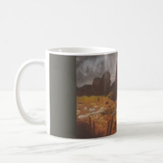 ゴッホの再生 コーヒーマグカップ