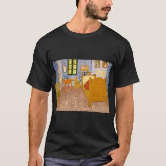 ゴッホの寝室のarlesヴィンチェンツォウィレムゴッホ185 tシャツ