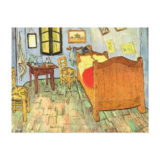 ゴッホの寝室 キャンバスプリント