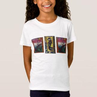 ゴッホの日本人のTouch Tシャツ
