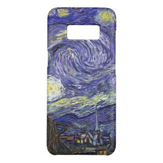 ゴッホの星明かりの夜、ヴィンテージのファインアートの景色 Case-Mate SAMSUNG GALAXY S8ケース