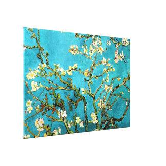 ゴッホの活気付くアーモンド木のファインアート キャンバスプリント