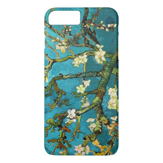 ゴッホの活気付くアーモンド木のファインアート iPhone 8 PLUS/7 PLUSケース