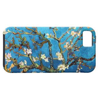 ゴッホの活気付くアーモンド木のファインアート iPhone SE/5/5s ケース