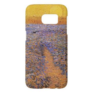ゴッホのSower、ヴィンテージの印象主義の芸術 Samsung Galaxy S7 ケース