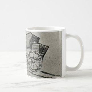 ゴッホキャリッジマグ コーヒーマグカップ