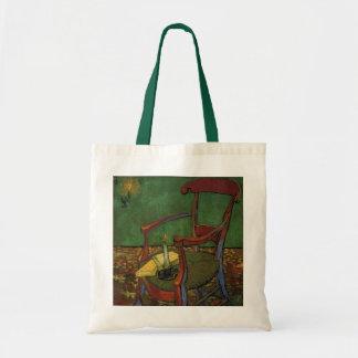 ゴッホポール・ゴーギャンの肘掛け椅子、ヴィンテージの芸術 トートバッグ