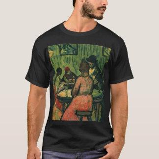 ゴッホ売春宿 Tシャツ