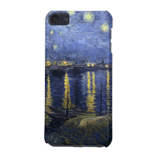ゴッホ著ローヌ上の星明かりの夜 iPod TOUCH 5G ケース