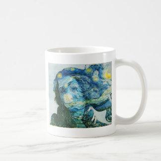 ゴッホ金星 コーヒーマグカップ