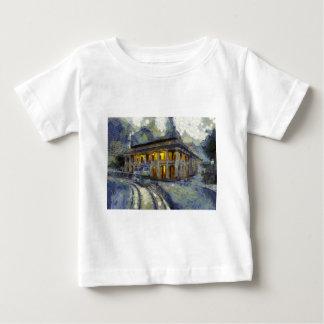 ゴッホ香港裁判所 ベビーTシャツ