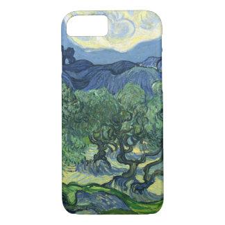 ゴッホ|のオリーブ| 1889年 iPhone 8/7ケース