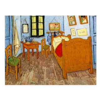 ゴッホ-ヴィンチェンツォの寝室 ポストカード