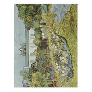 ゴッホ、ヴィンチェンツォウィレムvan Der Garten Daubignys 1890年 ポストカード