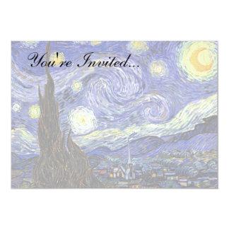 ゴッホ-星明かりの夜 カード