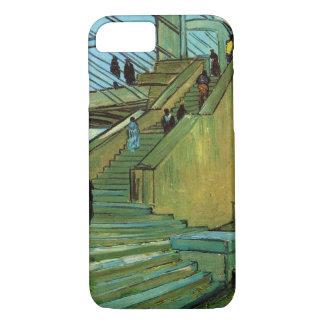 ゴッホTrinquetaille橋、ヴィンテージのファインアート iPhone 8/7ケース