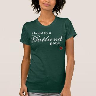 ゴトランドの子馬 Tシャツ