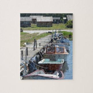 ゴトランド-小さなボート パズル