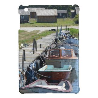 ゴトランド-小さなボート iPad MINI CASE