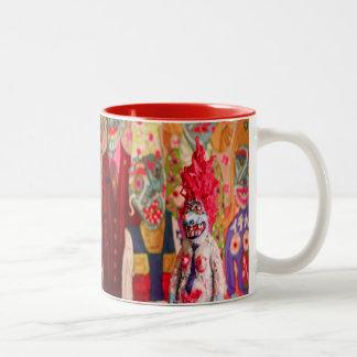 ゴマルヨンギグマグ ツートーンマグカップ