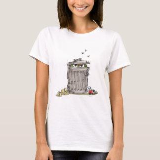 ゴミ箱のヴィンテージオスカー Tシャツ