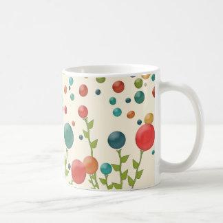 ゴムの低下の庭のマグ コーヒーマグカップ