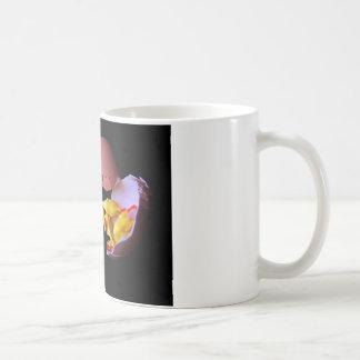 ゴム製鶏のHatchling コーヒーマグカップ
