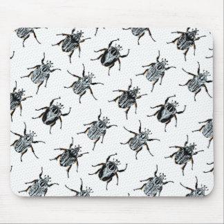 ゴリアテのカブトムシ マウスパッド