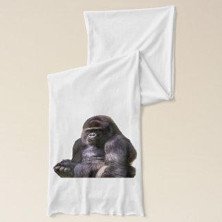 ゴリラのサル猿 スカーフ