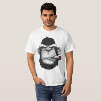 ゴリラのシガー Tシャツ