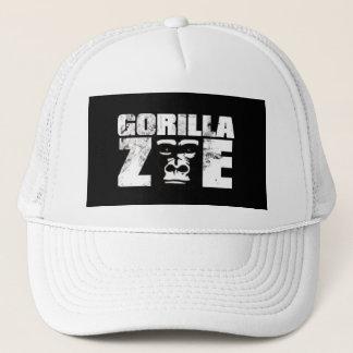 ゴリラのソエの帽子-ロゴ キャップ