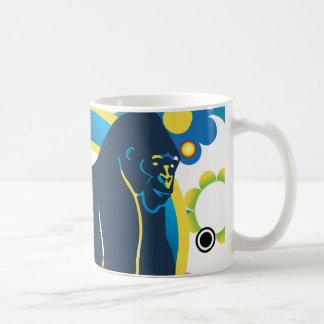 ゴリラのマグ コーヒーマグカップ