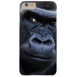 ゴリラの顔のiPhone6ケース Barely There iPhone 6 Plus ケース