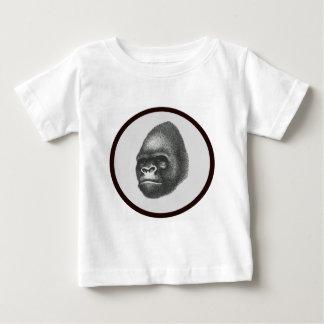 ゴリラMOTO ベビーTシャツ