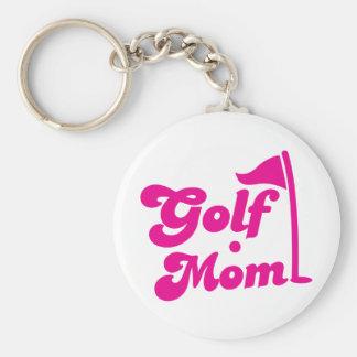 ゴルフお母さん キーホルダー