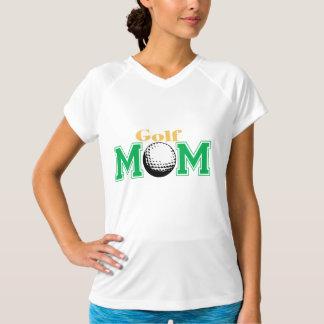 ゴルフお母さん Tシャツ