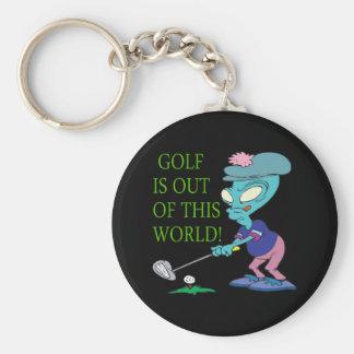 ゴルフはこの世界からあります キーホルダー