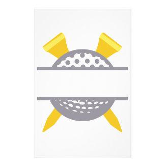 ゴルフは有名人の名を知人であるかのように持ち出して自慢話をします 便箋