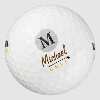 ゴルフをすること。 ゴルファー ゴルフボール