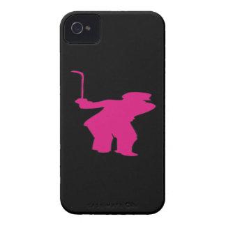 ゴルファーのシルエット Case-Mate iPhone 4 ケース