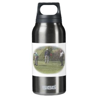 ゴルファーの自由 断熱ウォーターボトル
