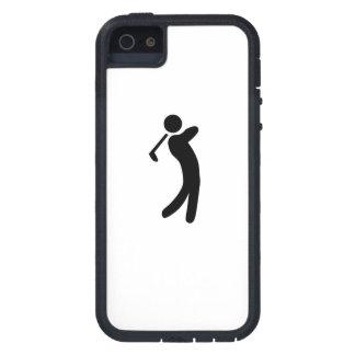 ゴルファーアイコン iPhone SE/5/5s ケース