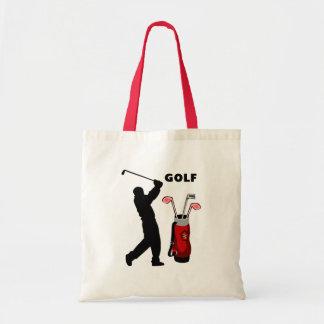 ゴルファー トートバッグ