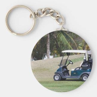 ゴルフカートKeychain キーホルダー